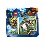 LEGO Legends Of Chima Croc Chomp (70112 ) Age: 6 - 12 years