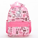 *Pre Order*กระเป่าเป้ Kitty schoolbag girl size 31x24x11 cm.