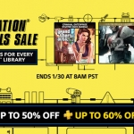 PS Store US - Essentials Sale ลดสูงสุด 60%