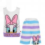 ชุดเสื้อกางเกงดิสนีย์ Daisy Duck สำเนา
