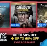 PlayStation Store US - Attack of the Blockbuster Sale ลดสูงสุด 60%