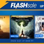 PlayStation Store US - Flash Sale ลดสูงสุด 85%