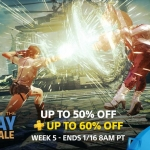 PS Store US - Holiday Sale week 5 ลดสูงสุด 60%