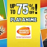 PS Store US - Play Anime Sale & Ubisoft Sale ลดสูงสุด 75%