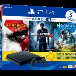 PlayStation 4 Hits Bundle