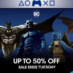 PSN Store US - Batman & Assassin's Creed Sale ลดสูงสุด 70%