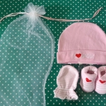 Newborn Gift Set สีชมพู
