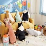 ตุ๊กตา Party animals ใหม่ล่าสุดจากญี่ปุ่น