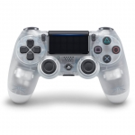 DualShock®4 Wireless Controller (Crystal)
