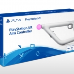 Aim Controller for PlayStation VR