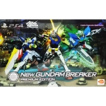 PS4: New Gundam Breaker Premium Edition (R3)