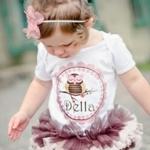 ชุดกระโปรงสาวน้อย Della
