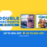 PlayStation Store US - Double Discounts ลดสูงสุด 60%