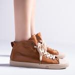 *Pre Order* LiAscend Martin boots รองเท้าหนังหุ้มข้อ-แฟชั่นสไตล์เกาหลี size 35-40 สีดำ/น้ำตาล