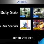 PSN Store US - Call of Duty Sale ลดสุงสุด 70%