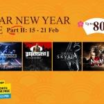 PS Store Thai - LUNAR NEW YEAR SALE part 2 ลดสูงสุด 80%
