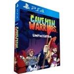 PS4: CAVEMAN WARRIORS (LIMITED EDITION)