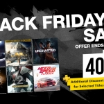 PS Store Thai - Black Friday Sale ลดสูงสุด 70%