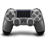 DualShock®4 Wireless Controller (Steel Black)
