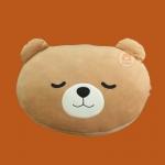 หมอนนิ่ม 3D หมีง่วง