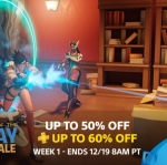 PS Store US - Holiday Sale week 1 ลดสูงสุด 80%