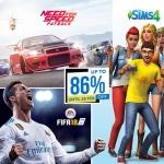 PS Store Thai - EA Sale ลดสูงสุด 86%