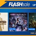 PlayStation Store US - Flash Sale ลดสูงสุด 75%