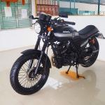 ขาย RK 125 cc. สภาพนางฟ้าไมล์ 1047 km.