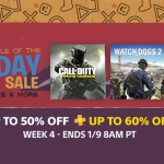 PS Store US - Holiday Sale week 4 ลดสูงสุด 60%