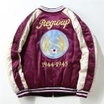 *Pre Order*jacket แบรนด์ญี่ปุ่น Yokosuka MA1 สวมใส่สองด้าน size M-4XL