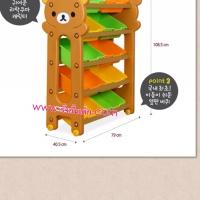 ชั้นหมีพลาสติก made in korea ยกเลิกจำหนาย