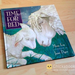 Book review: Time for bed
