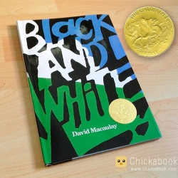 Book review: Black and White