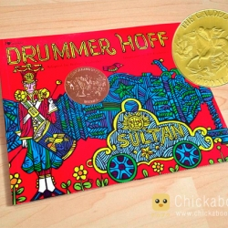 Book review: Drummer Hoff