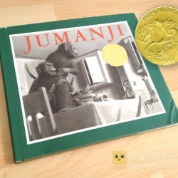 Book review: Jumanji