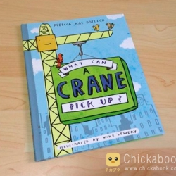 Book review: What Can a Crane Pick Up?
