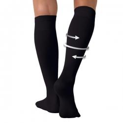 ถุงเท้าลดน่อง สีดำ Free Size