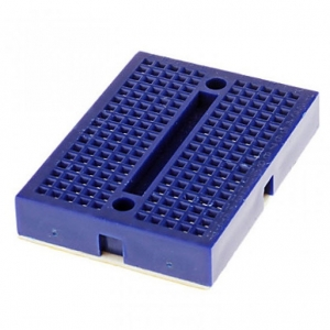 SYB-170 breadboard BLUE mini small bread plate (170 hole)