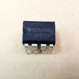OP07CP (DIP8) Low-Offset Voltage Operational Amplifier