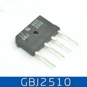 GBJ2510 Bridge Rectifiers 1000V 25A