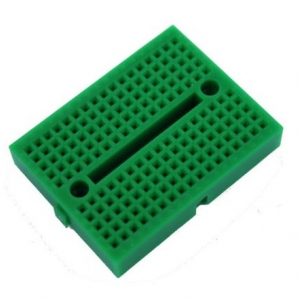 SYB-170 breadboard GREEN mini small bread plate (170 hole)