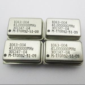 Crystal Oscillator 41.000000 Full Size