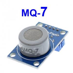 MQ-7 CO Carbon Monoxide Gas Sensor Module