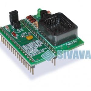 PLCC 32 Firmware HUB / LPC Adapter