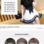 เดรสแฟชั่นสวยใส สไตล์สาวเกาหลี กับสีทูโทนขาวดำ เพิ่มโบว์ขนาดใหญ่ให้น่ารักสมวัย thumbnail 4