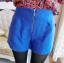 กางเกงขาสั้นแฟชั่นมาใหม่ มีให้เลือกถึง 4 สี ผ้าเนื้อหนา ใส่ไปชิลที่ไหนก็สบายๆ thumbnail 31
