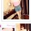 เสื้อแฟชั่นเกาหลี สไตล์ทูโทน สวมใส่สบาย มาพร้อมกระเป๋าเสื้อด้านหน้า thumbnail 4