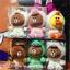 *Pre Order*LINE BROWN JPN ตุ๊กตาหมีใส่ชุด,ถอดได้ จากญี่ปุ่น /ขนาด 25 cm.