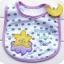 ผ้ากันเปื้อน Carter's ลาย Mommy's Little Star thumbnail 1