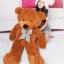 ตุ๊กตาหมียิ้ม,หมีหลับ ขนาด 140 CM. (สินค้าขายดี) thumbnail 2